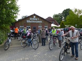 16. Juni 2013 Auf Radltour in der Region Goldenstedt Herrenholz